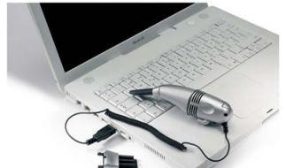 USB-Staubsauger (Foto)