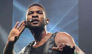 Usher bricht Konzert in Berlin ab (Foto)