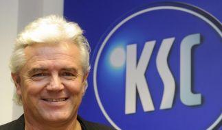 Uwe Rapolder neuer Trainer des Karlsruher SC (Foto)