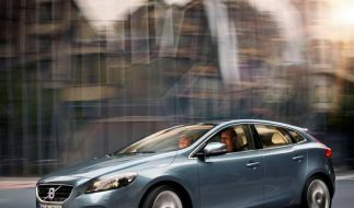 V40 leitet Neuordnung der Kompaktmodelle bei Volvo ein (Foto)