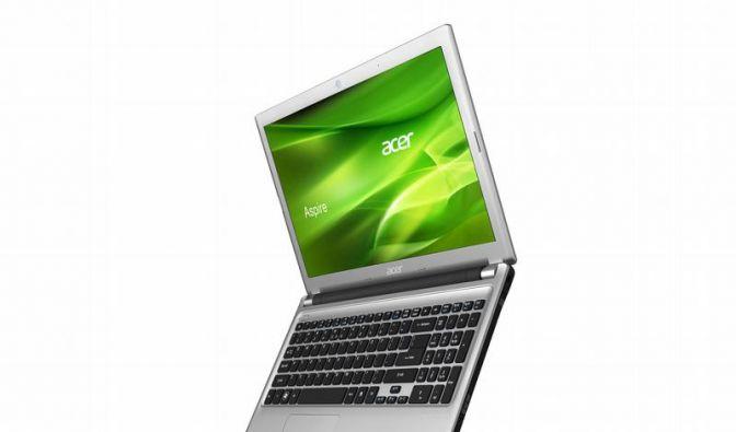 V3 und V5: Neue Notebook-Serien von Acer (Foto)