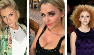 Valentina Pahde, Cathy Lugner und Anna Ermakova zeigten in dieser Woche ganz schön viel nackte Haut. (Foto)