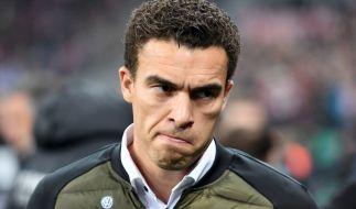 Valérien Ismaël steht in Wolfsburg unter Druck. (Foto)