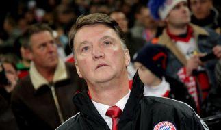 Van Gaal mit FC Bayern München in Not (Foto)