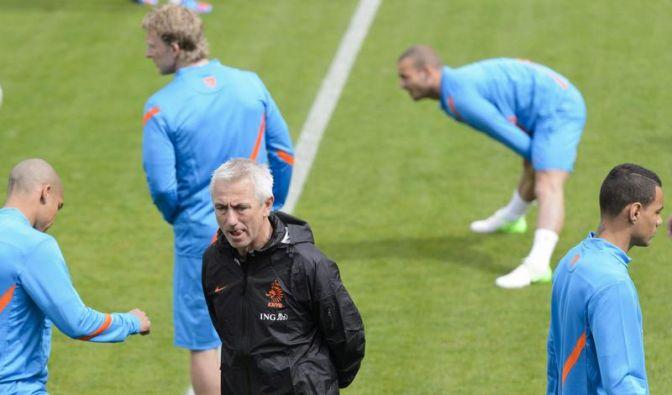 Van Marwijk will EM-Kader schon Samstag benennen (Foto)