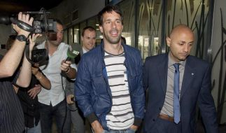 Van Nistelrooy vor Wechsel zum FC Malaga (Foto)