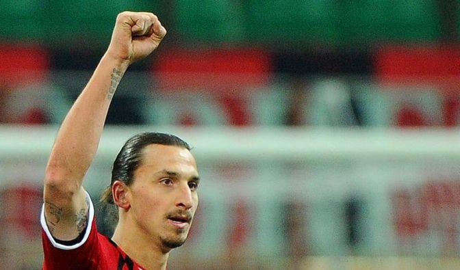 Van Persie fordert Ibrahimovic zum Stürmerduell (Foto)