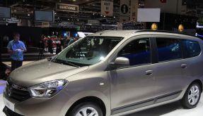Van zum Niedrigstpreis: Dacia Lodgy für 9990 Euro (Foto)