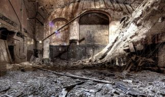 Varietétheater aus den 20er Jahren in Berlin entdeckt (Foto)