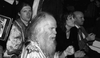 Vater Dan Kelly (vorn) und Sohn Joey (hinten links). (Foto)