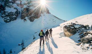 Vater und Sohn kamen in den Alpen ums Leben (Symbolbild). (Foto)