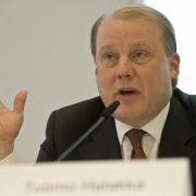 Vattenfall-Europachef Hatakka.