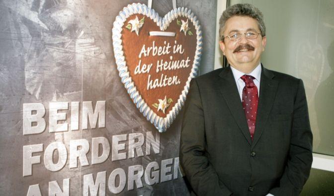 VBM-Chef Bertram Brossardt (Foto)