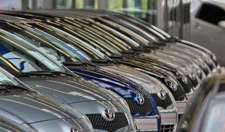 VDA: Autoproduktion auf Rekordniveau (Foto)