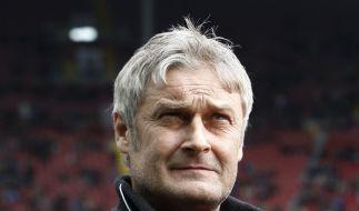 Veh neuer Trainer bei Eintracht Frankfurt (Foto)
