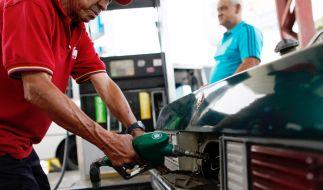 Venezuela hat das billigste Benzin der Welt (Foto)