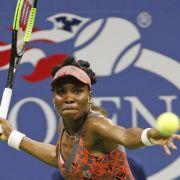 Venus Williams steht bei den US Open im Halbfinale. (Foto)