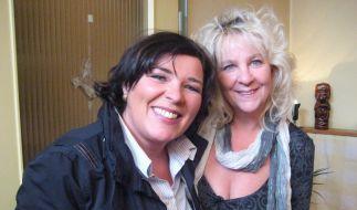 Vera Int-Veen und Kandidatin Susanne (Foto)