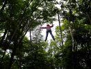 Verband: Einige Kletterwälder haben bei Sicherheit Nachholbedarf (Foto)
