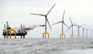 Verbraucher müssen für Windpark-Pannen mithaften (Foto)