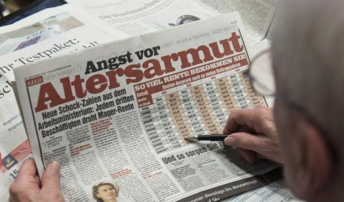Verdeckte Altersarmut ist in Deutschland weiter verbreitet als gedacht. (Foto)