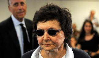 Verena Becker wegen Beihilfe zu Buback-Mord verurteilt (Foto)