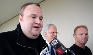 Verfahrensfehler gefährdet Prozess gegen Kim Dotcom (Foto)