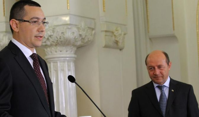 Verfassungsgericht: Basescu bleibt Präsident in Rumänien (Foto)