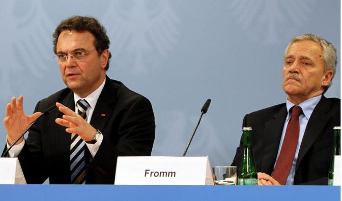 Verfassungsschutzpräsident gibt nach Pannen Amt auf (Foto)