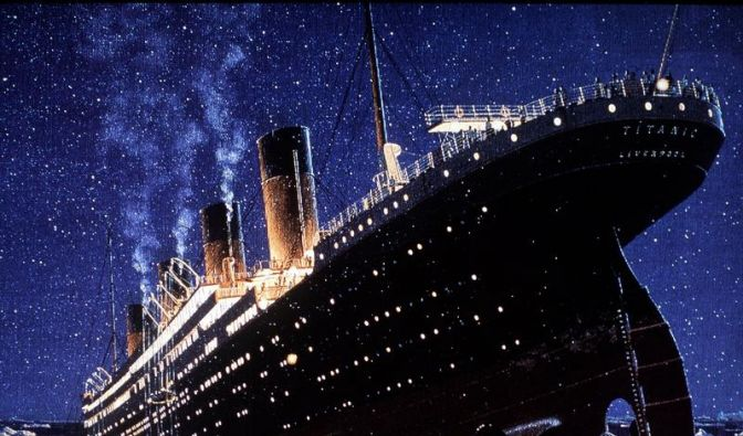 Verhängnisvoller Eisberg - «Titanic»-Bücher für Kinder (Foto)