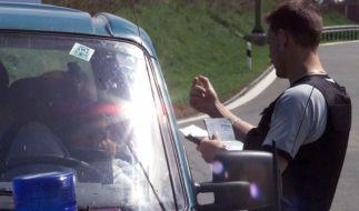 Verkehrskontrolle im Ausland (Foto)