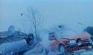 Verkehrsunfall (Foto)