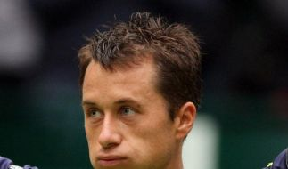 Verletzt: Kohlschreiber sagt Olympia-Teilnahme ab (Foto)