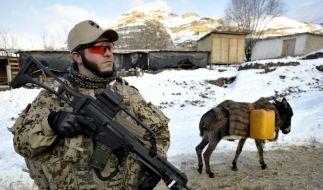 Verletzte in Afghanistan (Foto)