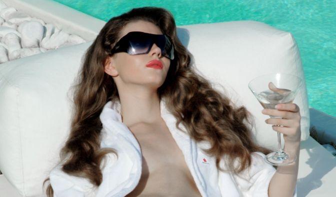 Verliebte und Flirtwillige, die es minimalistisch lieben, sind im Hotel «Adam and Eve» an der türkischen Riviera richtig. (Foto)