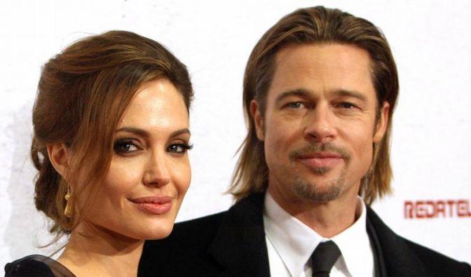 Verlobt! Brad Pitt und Angelina Jolie trauen sich (Foto)