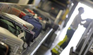 Verlorene Koffer (Foto)