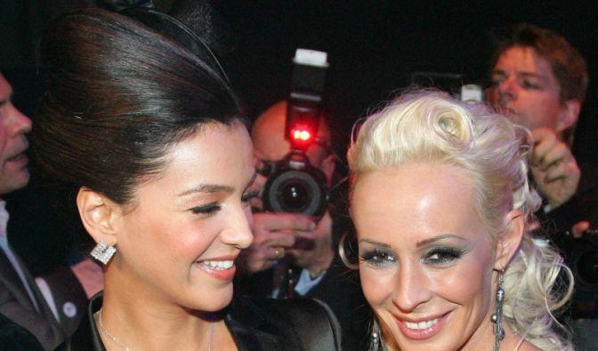 Verona Pooth und Cora Schumacher (Foto)