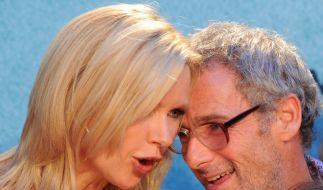 Veronica Ferres und Dani Levy (Foto)