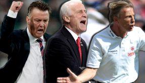 Verrückte Fußballtrainer (Foto)
