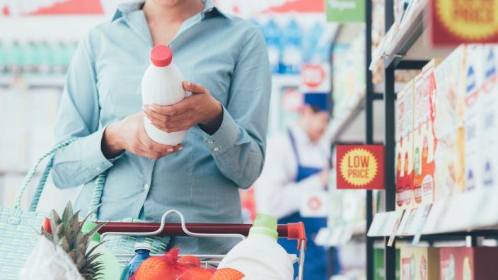 Verschiedene Lebensmittel sind deutlich teurer geworden.
