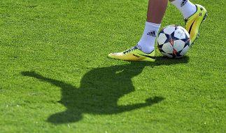 Versteckspiel: Schwule WM-Stars müssen ihre sexuelle Identität verbergen. (Foto)