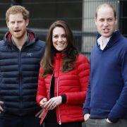 Baby Nummer 3 kommt - und Onkel Harry sieht alt aus (Foto)