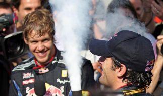 Vertrackte Lage: Vettel braucht Schützenhilfe (Foto)