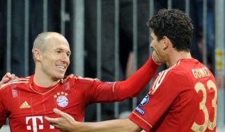 Verträge für Robben und Gomez - Wann ist Dante fix? (Foto)