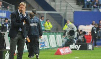 Verunsicherter HSV verliert mit 1:3 gegen Freiburg (Foto)