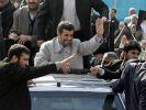 Verwirrung um Anschlag auf Ahmadinedschad (Foto)