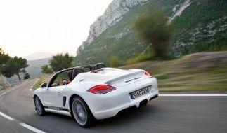 Verzichten - auch auf den Porsche (Foto)