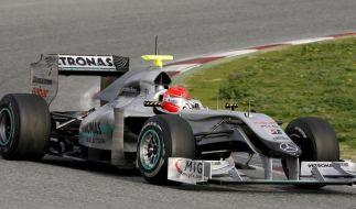 Vettel-Boss will um Titel fahren - Schumis Puzzle (Foto)