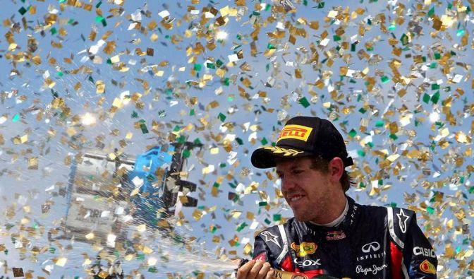 Vettel contra Verschwörungstheorie - Termin-Stress (Foto)